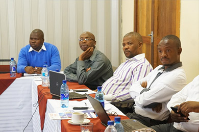 ISO National Mirror Committee Training