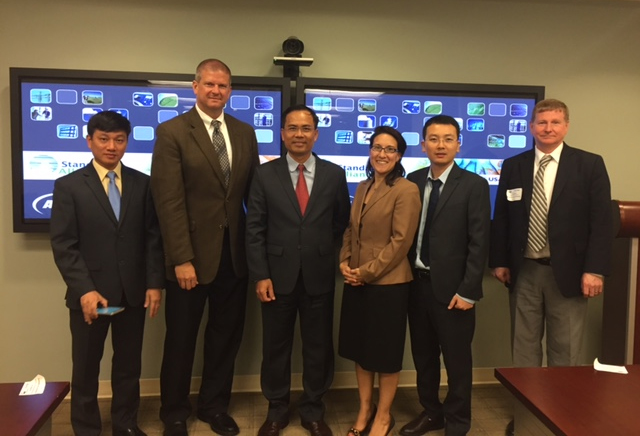 Vietnam Delegation Visit to the U.S.