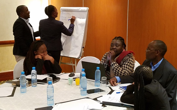 Workshop on Regulatory Impact Analysis in Zambia